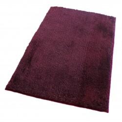Koupelnová předložka UNI COLOR Tmavě fialová