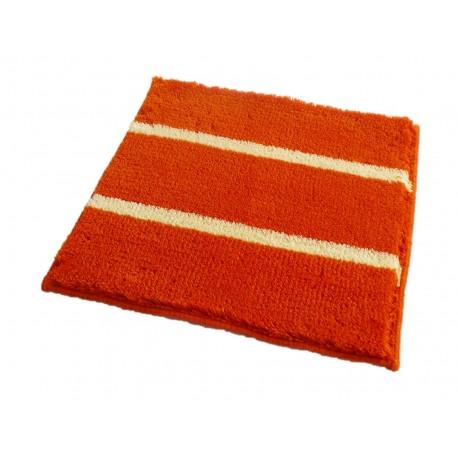 Koupelnová předložka IRSINA Oranžová